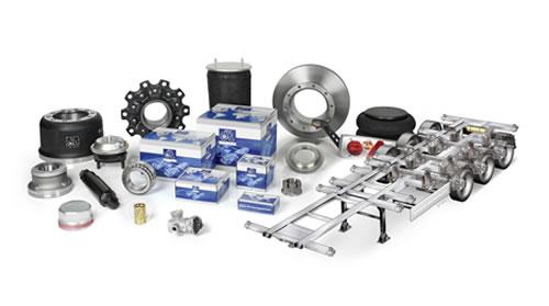 European spare parts